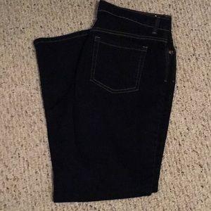 Gloria Vanderbilt Amanda Straight Leg Jeans 14P